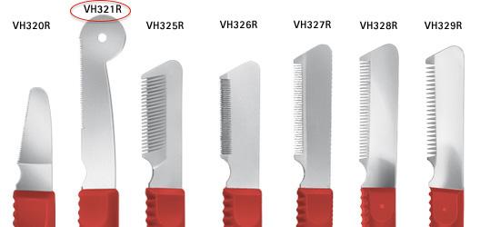 cuchillos-AESCULAP-para-cepillar-perros